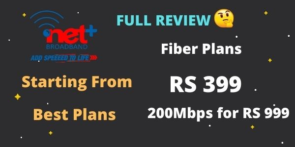 NETPLUS Review