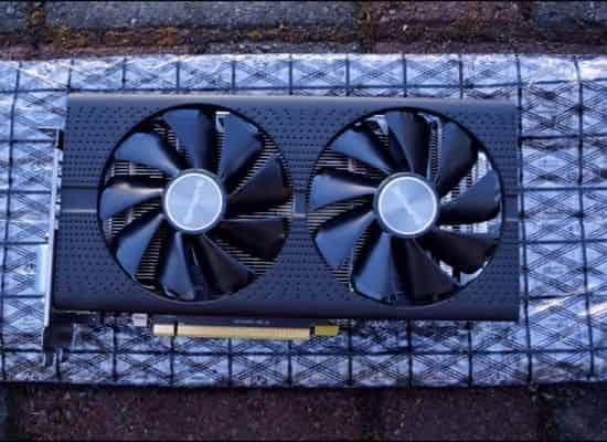 AMD Radeon RX 580 8gb