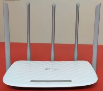 Tp-link C60 AC1350 router