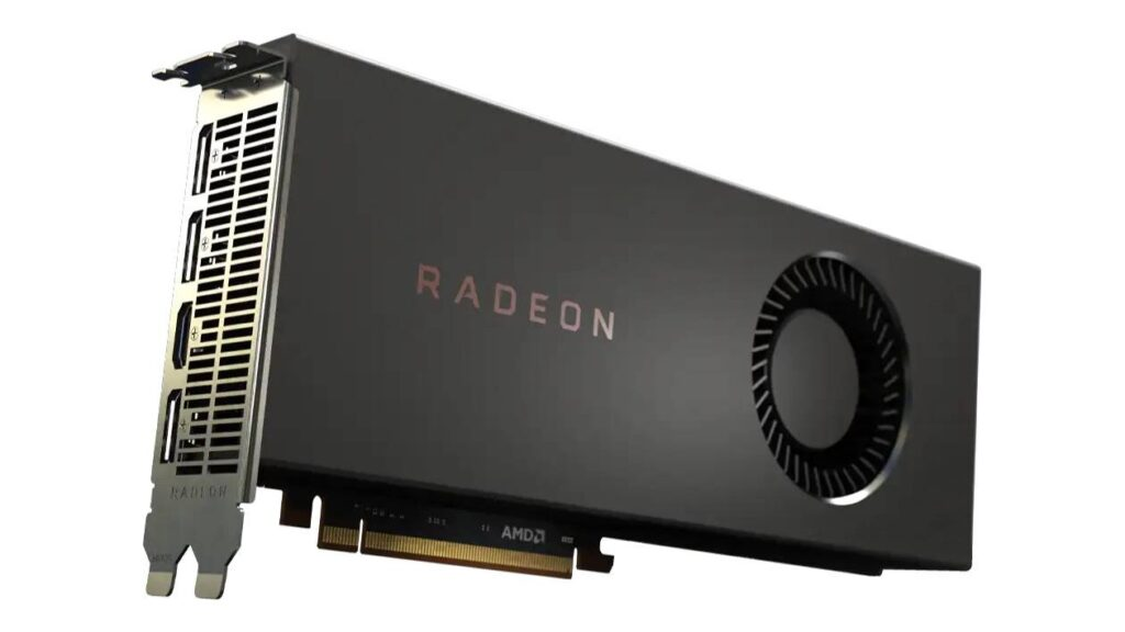 Amd radeon rx 5700 6gb graphics card