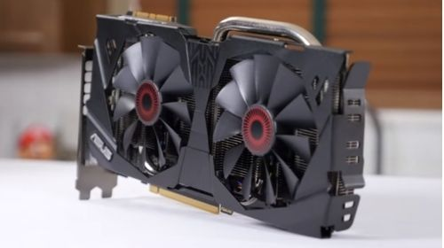 Asus GeForce GTX 970 graphics card