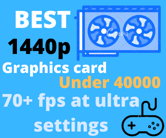 Best graphics card under 40000
