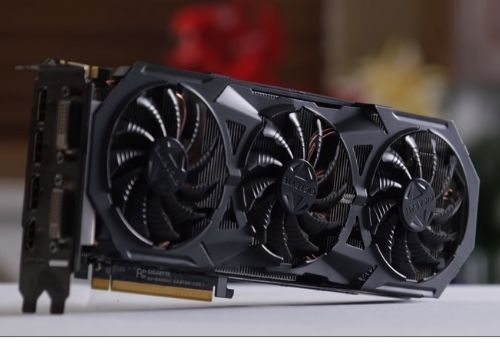 Nvidia GTX960 2GB DDR5 - 128Bit PCIeX16 Graphic Card in India