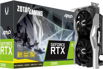 Nvidia RTX 2060 6Gb graphics card