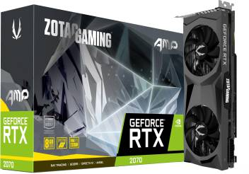 ZOTAC GeForce RTX 2070 AMP Edition Graphics Card