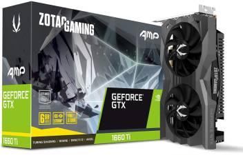 Nvidia GeForce GTX 1660 ti 6GB