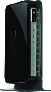 Netgear DGN2200 ADSL2 modem router