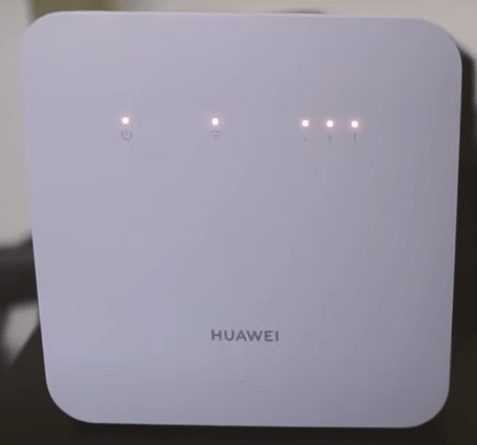 Huawei 4g 2s B312-926 router