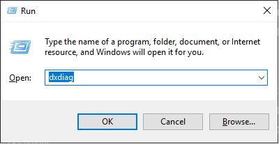 Run command in windows