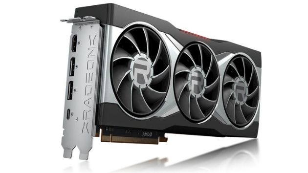 Nvidia Radeon Rx 6800XT graphics card