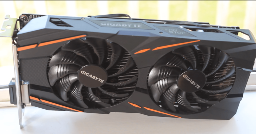 AMD Radeon RX 570 Graphics card