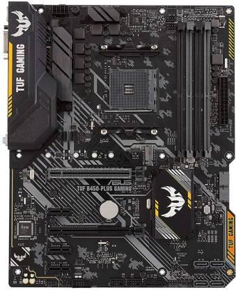 Asus Tuf B450-plus motherboard