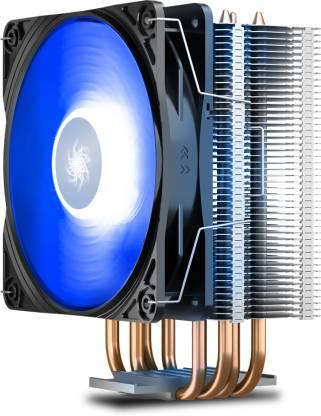 DEEPCOOL GAMMAXX 400 V2(Blue) CPU Air Cooler with 120mm Fan
