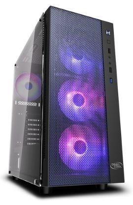 DEEPCOOL MATREXX 55 MESH ADD-RGB 4F Mid-tower Cabinet