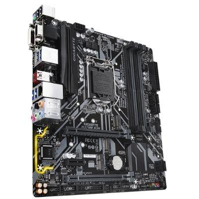 GIGABYTE H370M D3H Motherboard