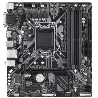 Gigabyte H365M DS3H motherbord