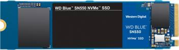 WD Blue SN550 500GB NVMe Internal SSD