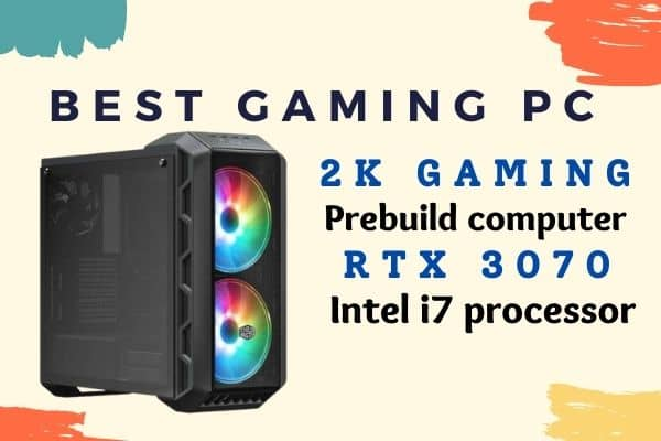 Best Prebuild gaming pc