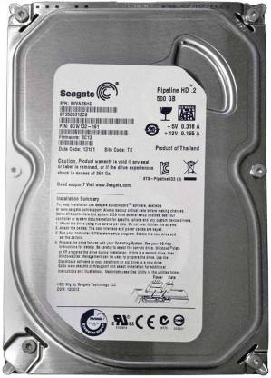 Seagate 512Gb Hard disk