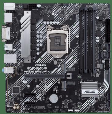 ASUS Prime B460M-A LGA motherboard