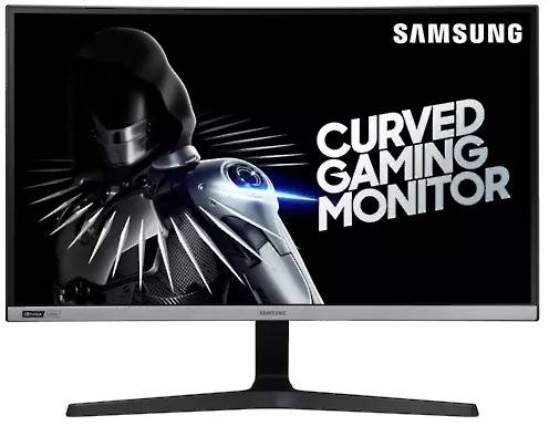 Samsung 27 inches curved monitor