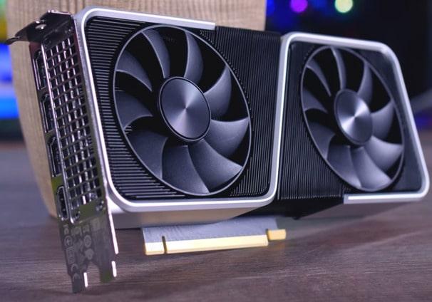 Nvidia Geforce RTX 3050 ti Graphics card